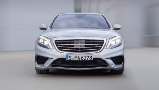 Mercedes S63 AMG frontal