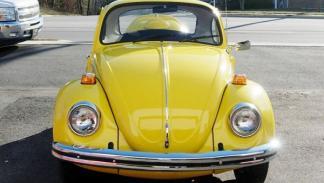 volkswagen escarabajo tuning frontal