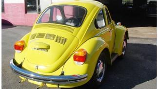 volkswagen escarabajo tuning imagen trasera