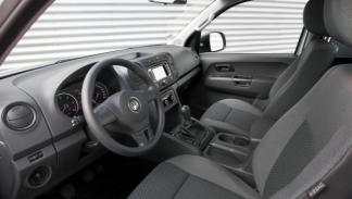 Volkswagen Amarok Cabina Simple salpicadero
