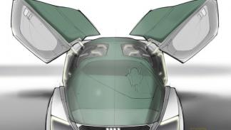 Audi Shuttle Quattro Concept frontal