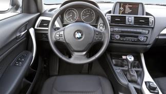 BMW 114i salpicadero