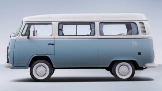 "Volkswagen T2 ""Last Eidtion"" Lateral"