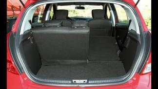Hyundai i20 maletero