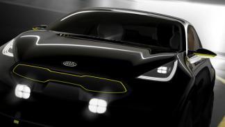 Kia concept 2013 Frankfurt delantera