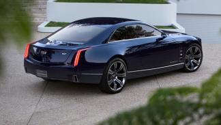 Cadillac Elmiraj Concept trasera