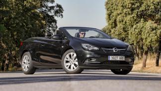 Opel Cabrio delantera