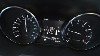Range Rover Evoque 2014 indicadores