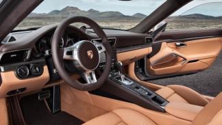 Porsche 911 Turbo salpicadero