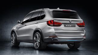 BMW X5 Concept5 eDrive trasera