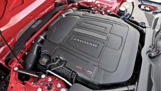 Jaguar F-Type S motor