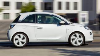 Opel Adam lateral