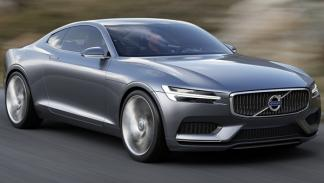 Volvo Coupe Concept frontal 2