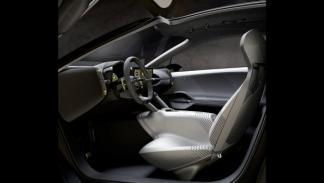 Kia Niro Concept puesto conductor
