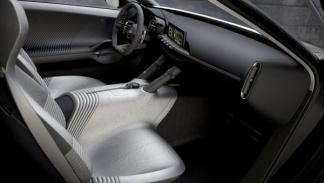 Kia Niro Concept plazas delanteras