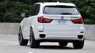 BMW X5 M50d 2014 trasera
