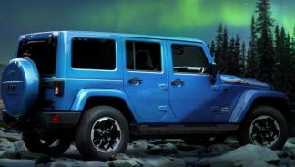 Jeep Wrangler Polar trasera