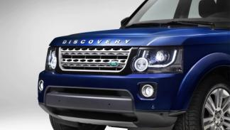 Land Rover Discovery 2013 parrilla