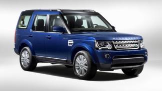 Land Rover Discovery 2013 delantera