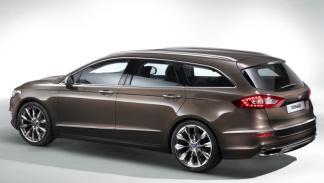 Ford Mondeo Vignale Concept Trasera