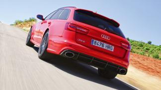 Audi RS6 Avant trasera