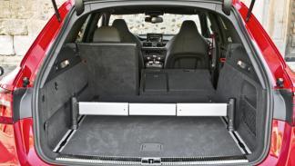 Audi RS6 Avant maletero