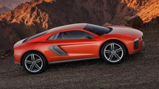 Audi Nanuk Quattro Concept lateral