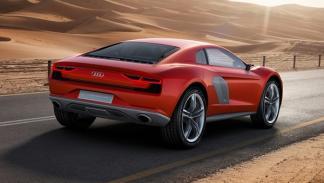 Audi Nanuk Quattro Concept trasera