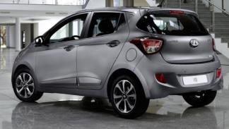 Hyundai i10 2014 trasera