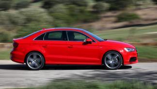 Audi A3 Sedán lateral