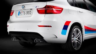BMW X6 M Design Edition trasera