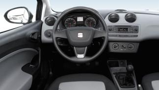 Seat Ibiza SC Itech interior