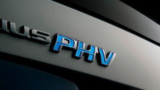 Toyota Prius 2014 logo