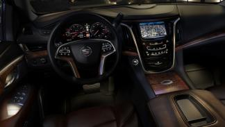 Cadillac Escalade salpicadero