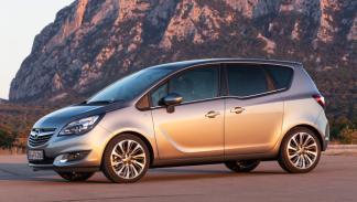 Opel Meriva 2014 lateral