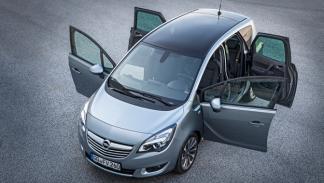 Opel Meriva 2014 puertas