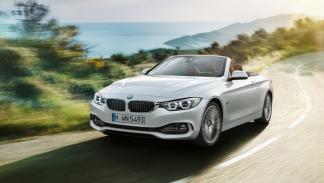 BMW Serie 4 Cabrio delantera