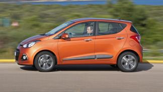 Nuevo Hyundai i10 lateral