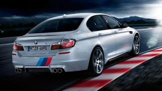 BMW M5 M Performance trasera
