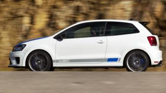 VW Polo R WRC lateral 2