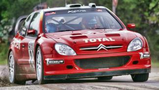 Loeb Mundial de Rallys Citröen Xsara WRC