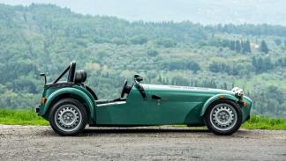 Caterham Seven 165 lateral