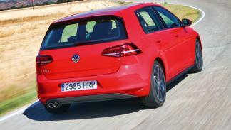 Volkswagen Golf GTD 2013 trasera