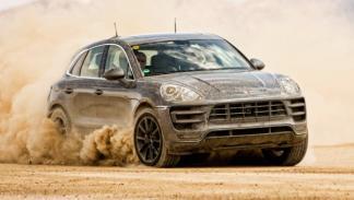 El Porsche Macan probado en diferentes superficies