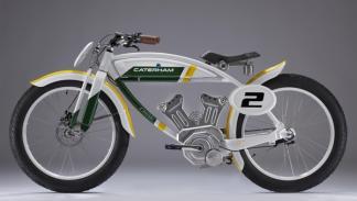 Caterham Classic E-Bike perfil