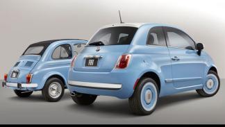 Fiat 500 1957 Edition trasera