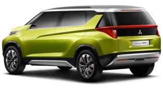 Mitsubishi AR Concept trasera