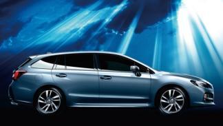 Subaru Levorg lateral