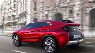 Trasera del Mitsubishi XR-PHEV Concept