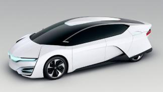 Honda FCEV Concept lateral